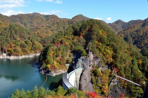 ダム好きに朗報。「川俣ダムカード」が新旧ダブルでGETできるチャンス!
