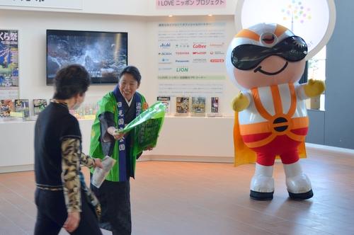 湯西川温泉かまくら祭2013 いよいよ明日!W若女将がPR