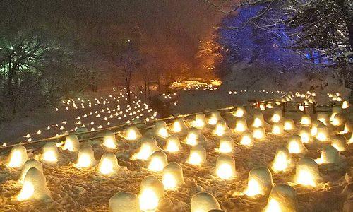 湯西川温泉かまくら祭2012 今年もいよいよ開催