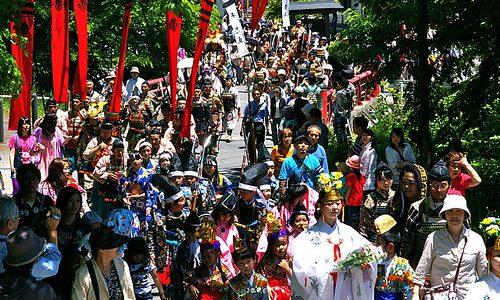 【湯西川温泉 平家大祭】をより楽しむための予習① 平清盛さん編