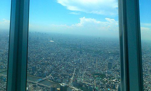東京スカイツリーに行って気づいた栗山のすごいところ