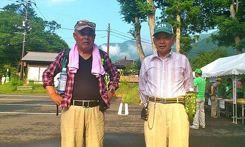 参加者は過去最高の千人超え! 栗山ふるさとサマーウォーク2012(7/25、26)<レポート>
