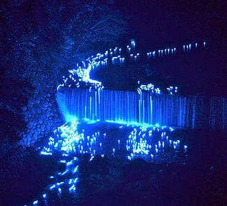 【湯西川温泉かわあかり2012 レポ】天の川になった湯西川