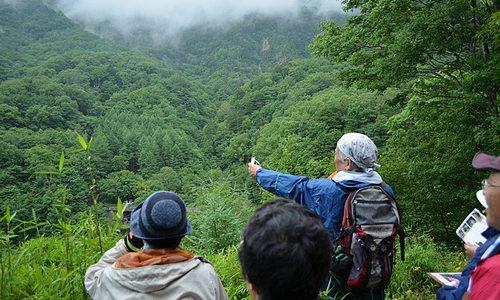 知られざる「栗山ゴールドラッシュ」川俣温泉 西沢金山跡ツアー2012レポ