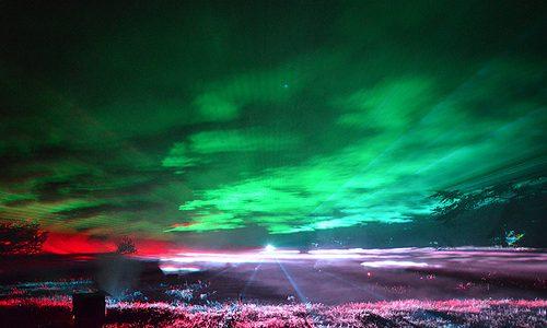 【湯西川温泉オーロラファンタジー2012 レポ】この夏、必見!