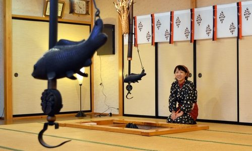 家康の里「民宿福冨士」 みっちゃんワールドへようこそ。美智子さんたちのおもてなし