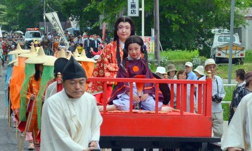 【湯西川温泉平家大祭2013 レポ】年に1度の平家デー 平コレも