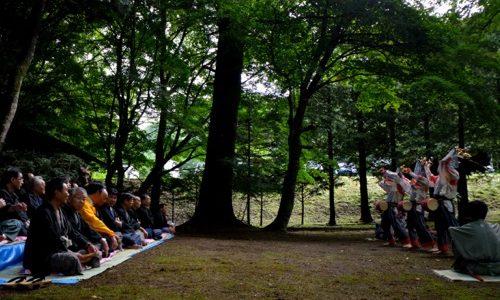 高校生たちが川俣地区の伝統行事に。何をするのか? 高校生プロジェクト②