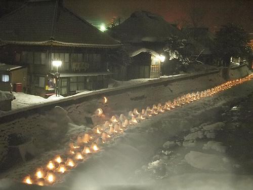 湯西川温泉「かまくら祭2014」 今年はさらに進化【1/25(土)〜3/9(日)】