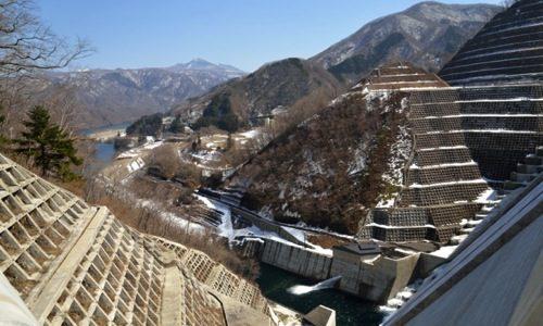 湯西川ダム 「自然放流」を意識すると、ダムがまたおもしろくなる