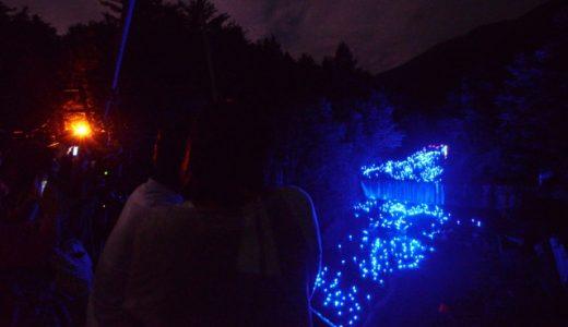 湯西川温泉 竹の宵まつり&かわあかり2014(アーカイブ)