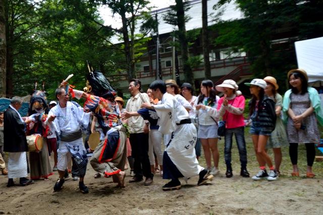 140816 yunishigawa shishimai 42