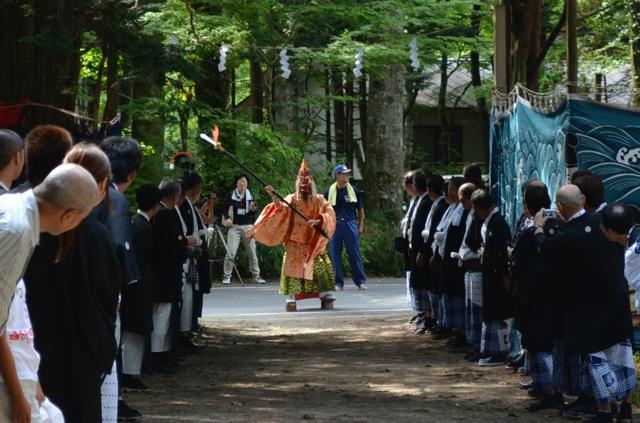 140816 yunishigawa shishimai 49