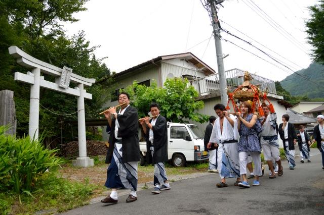 140901 nokado shishimai 08