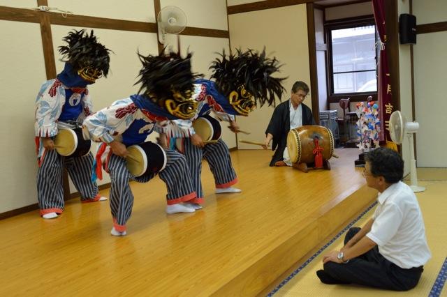 140901 nokado shishimai 13
