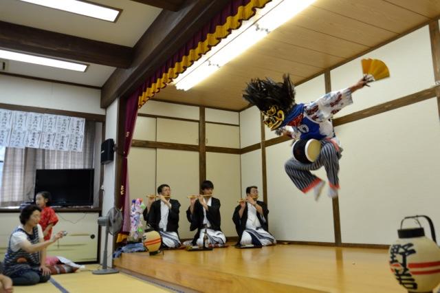 140901 nokado shishimai 23