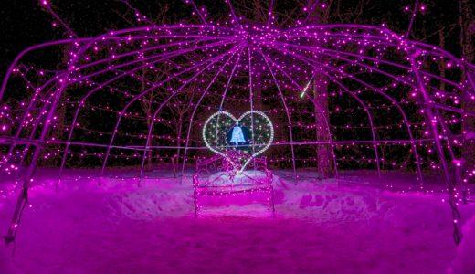 【湯西川温泉かまくら祭】湯西川水の郷スノーパークとライトアップとおまけ