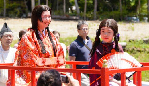 【平家大祭2015レポ】土日開催で観光客約5千人。写真で見る平家の栄華ダイジェスト