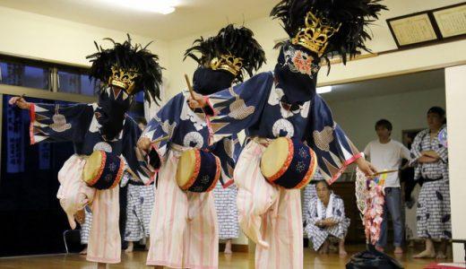 【黒部地区の獅子舞】よそ者ですが…ついに獅子舞デビュー!舞ってわかった獅子舞の真実