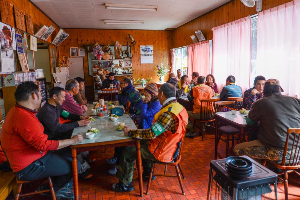【ハンターツアーレポ】現役ハンターから学ぶ山の魅力とレアなジビエ料理