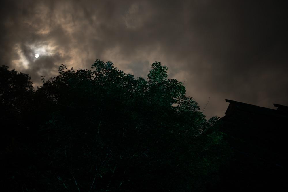 【湯西川温泉 オーロラファンタジー2017】天空に広がる湯西川幻想<8/5〜8/24>