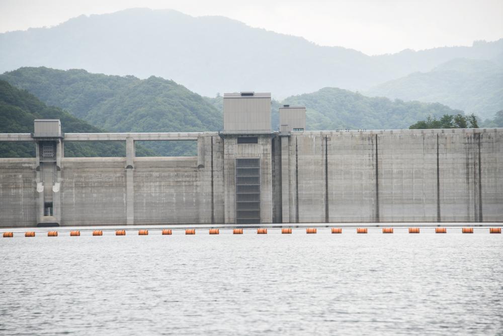 湯西川ダム