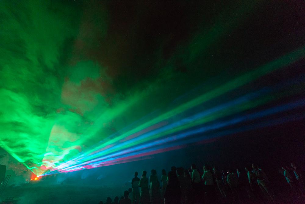 湯西川温泉 オーロラファンタジー
